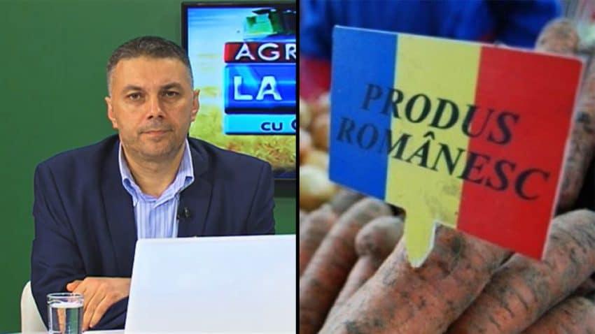 ORA 20:00 Agricultura la Raport – despre produsul romanesc si sectorul legumicol