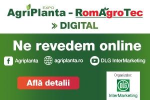 ORA 20:00 Agricultura la Raport – Continuam cu ultimele noutati de la AgriPlanta-RomAgroTec