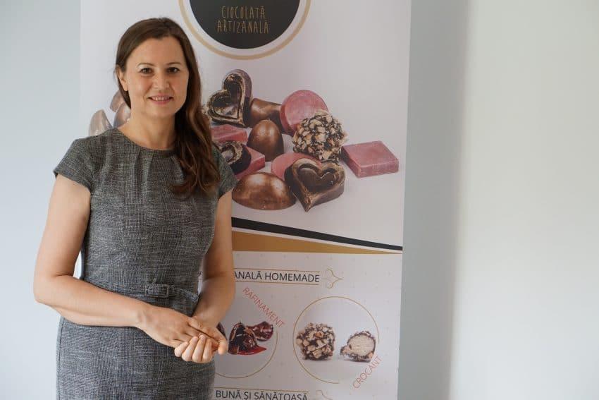 Prima mini fabrica de ciocolata din Iasi