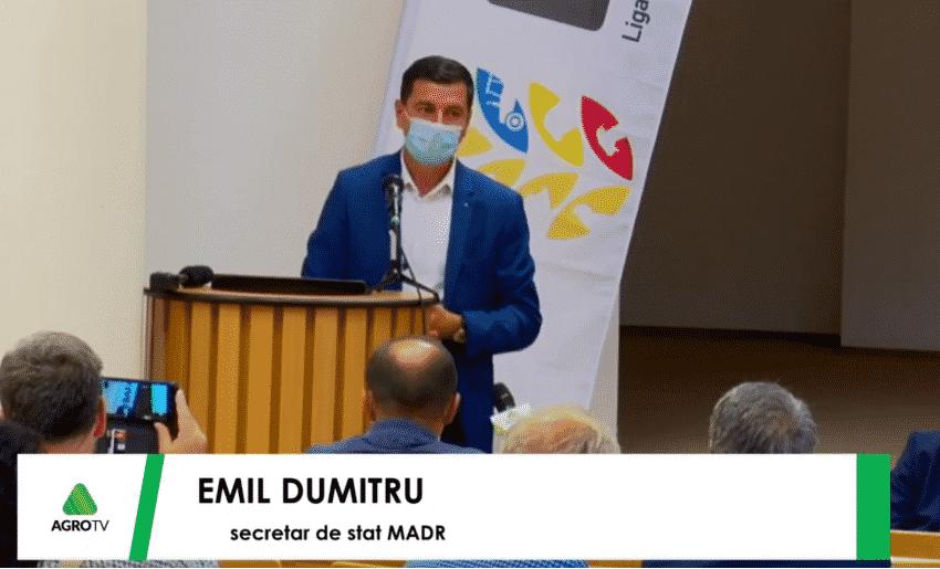 """Emil Dumitru: """"Oricat de bune sunt soiurile romanesti, ar trebui să avem si un marketing pe masura"""""""