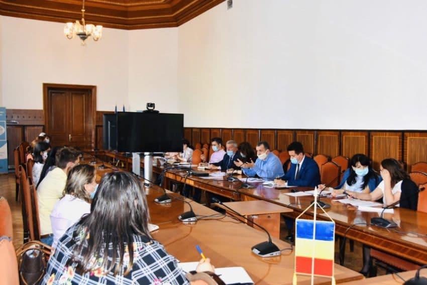 Modificari legislative in agricultura, dezbatute la nivelul MADR! Mai multe inspectii, dar si facilitati pentru fermieri