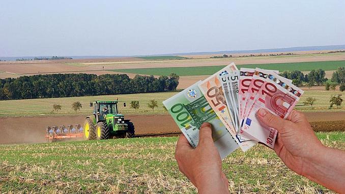 Bugetul alocat Politicii Agricole Comune, MAJORAT