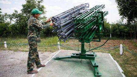 MADR: Peste 600 de rachete antigrindina au fost lansate pentru protejarea culturilor agricole