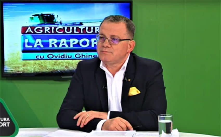 "ORA 20:00 Ministrul Agriculturii, Adrian Oros, in direct la ""Agricultura la Raport"""