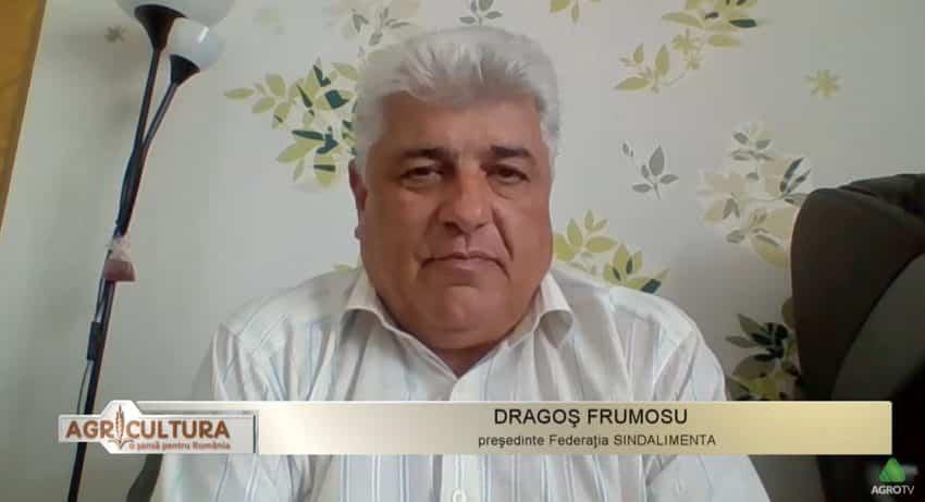 "Dragos Frumosu (SINDALIMENTA): ""In 30 de ani, politicienii au distrus agricultura Romaniei"""