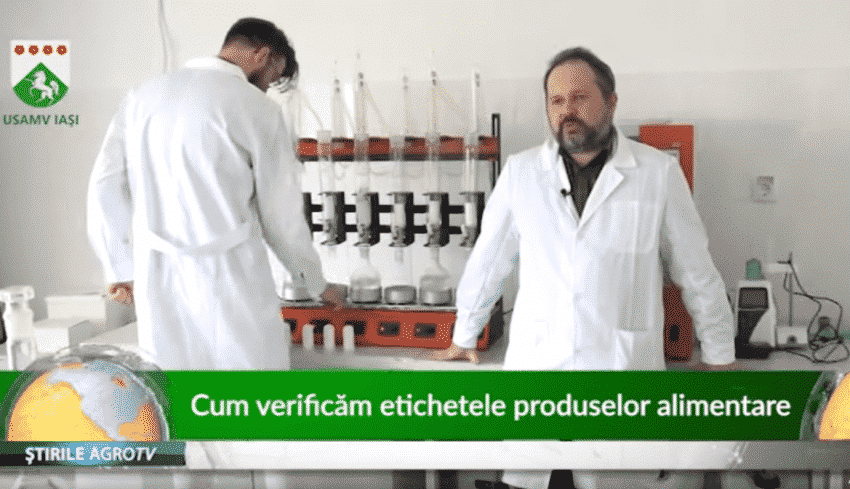 VIDEO Cum verificam etichetele produselor alimentare?