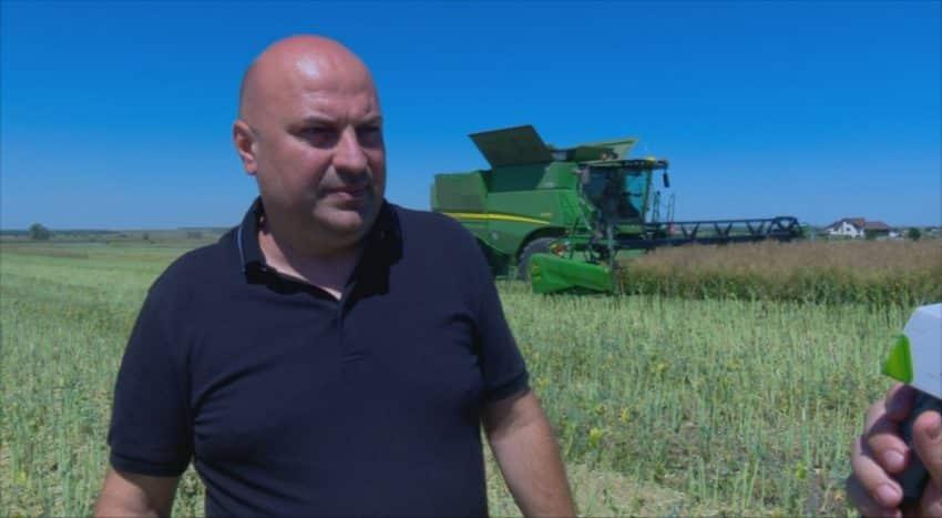 VIDEO Lucrari agricole intarziate din lipsa banilor