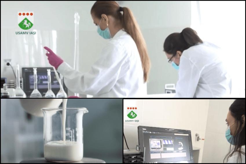 VIDEOCat de importante sunt testarile laptelui in laborator? PASII procesului