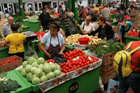 Noi RESTRICȚII in pietele agroalimentare. Masurile OBLIGATORII de respectat