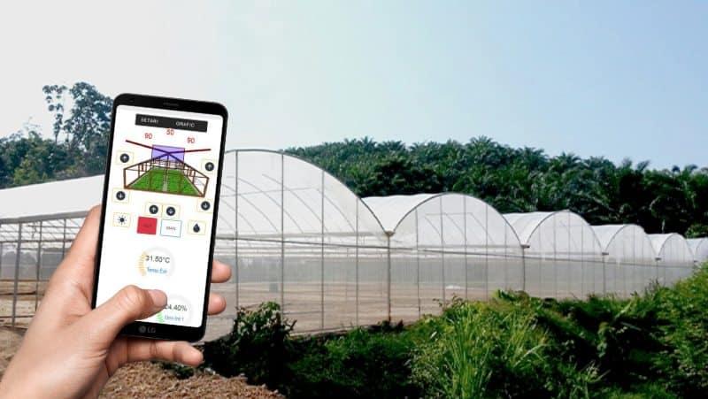SERE agricole SMART controlate de pe telefon. Sistem inteligent dedicat agricultorilor