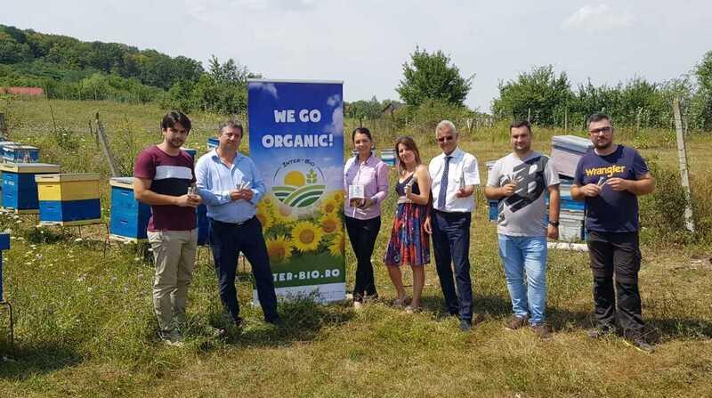Comuna Apicola Barnova – loc de unificare a miscarii clusterelor bio din Romania