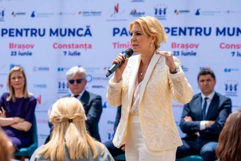 "Cristina Chiriac, CONAF: ""Cresterile salariale in pandemie, o perceptie eronata a realitatii economice"""