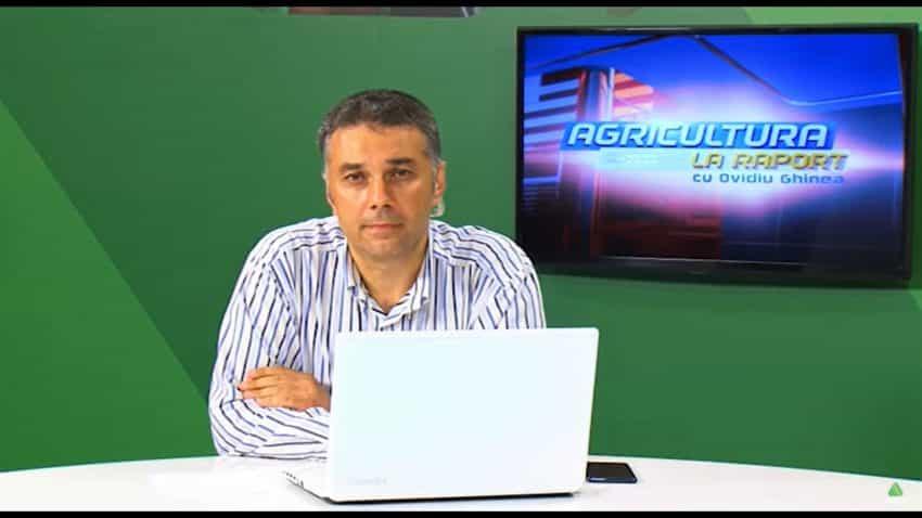 ORA 20:00 Agricultura la Raport. Cel mai important talk show agricol din Romania revine!