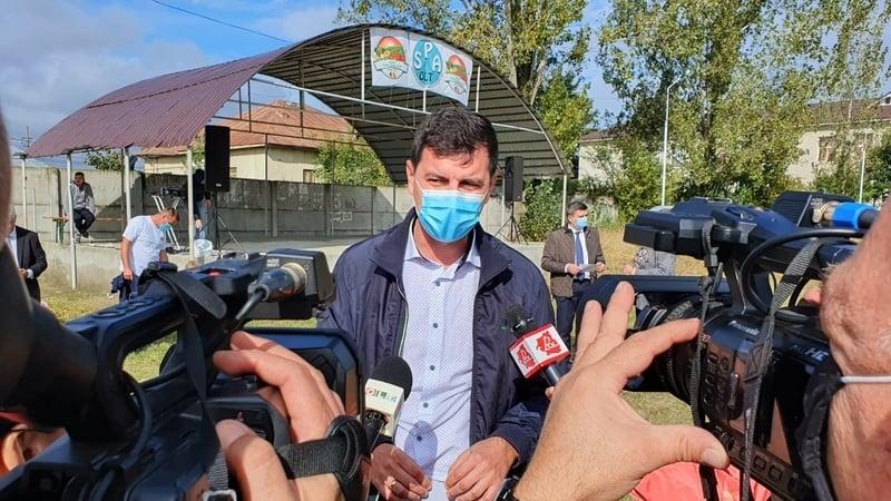 "Emil Dumitru, promisiune pentru legumicultori: ""Depozite in mai multe zone din Romania"""