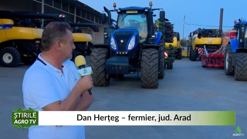 VIDEO Performanta in agricultura cere investitii pe masura