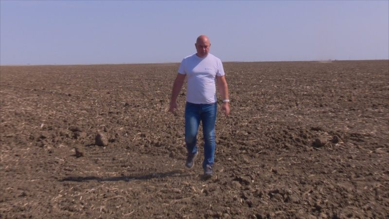 VIDEO: Tot mai multi fermieri acuza efectele rachetelor antigrindina