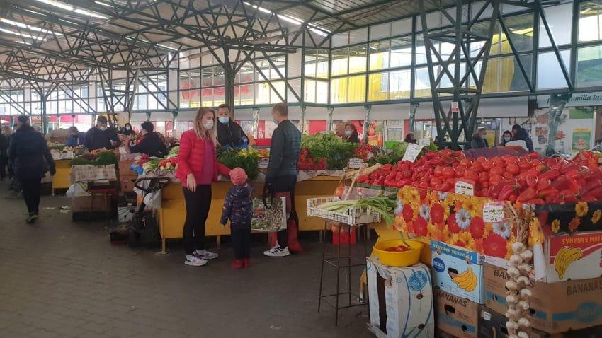 În ce condiții se permite activitatea piețelor agroalimentare