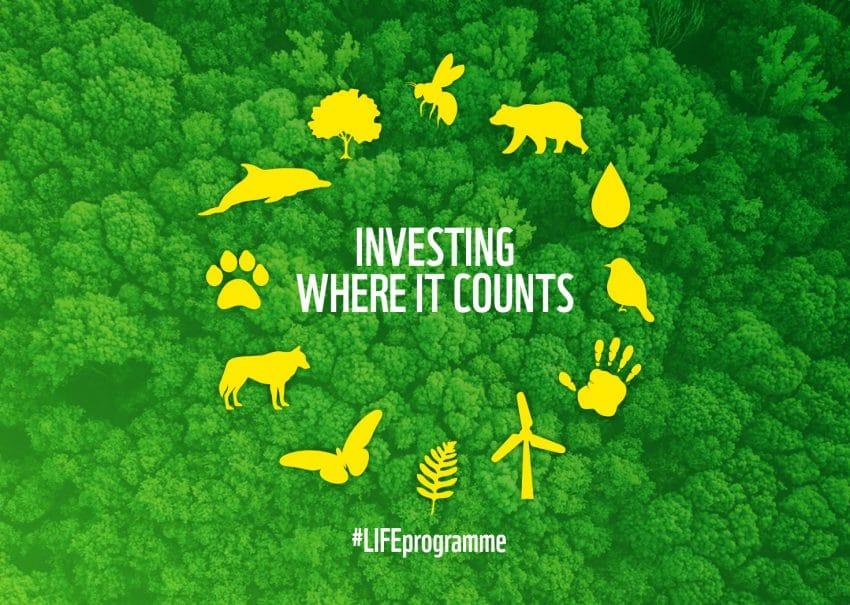 280 milioane EUR- finanțare UE pentru proiecte de mediu, natură și acțiune climatică