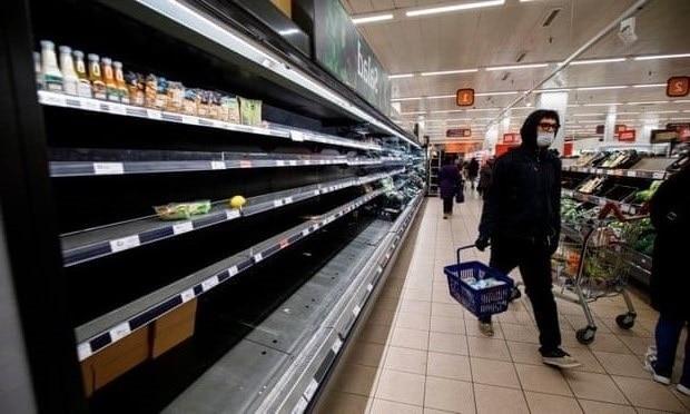 """UK: """"Va fi penurie de legume în insulă"""""""