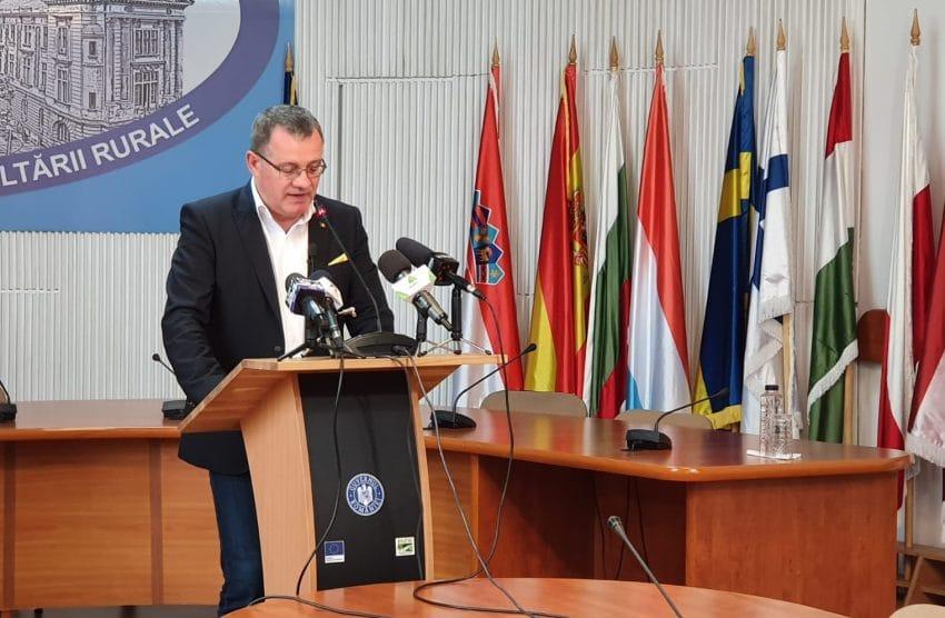 Programul de Guvernare pentru Agricultură 2021-2024