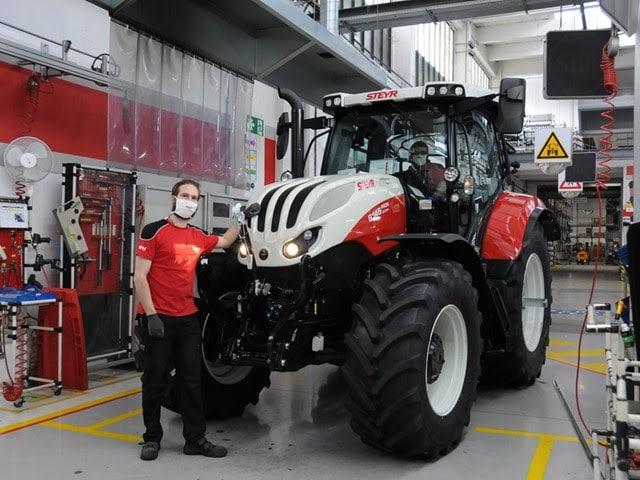 """CNH Industrial câștigă titlul de """"Cea mai bună companie internațională de operare"""" din top business-ul austriac"""