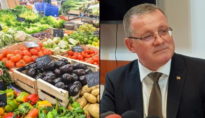 ULTIMĂ ORĂ: Câți bani primesc legumicultorii în 2021! Ministrul Agriculturii a făcut anunțul
