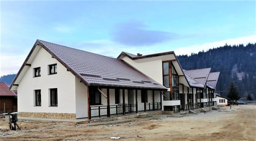 Bază de practică modernă în zona montană, pentru studenții USAMV Iași