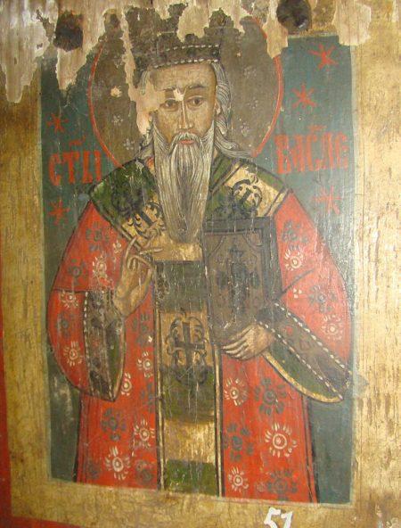 """Sfântul Vasileși """"clopoțelul"""" urărilor de bine"""
