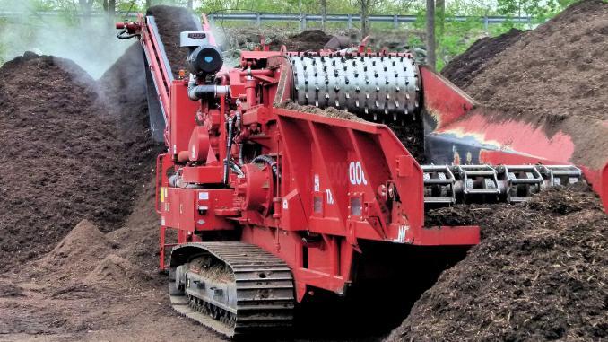 2020. Județul fruntaș la transformarea mult blamatelor deșeuri biodegradabile în compost sau pământ pentru flori