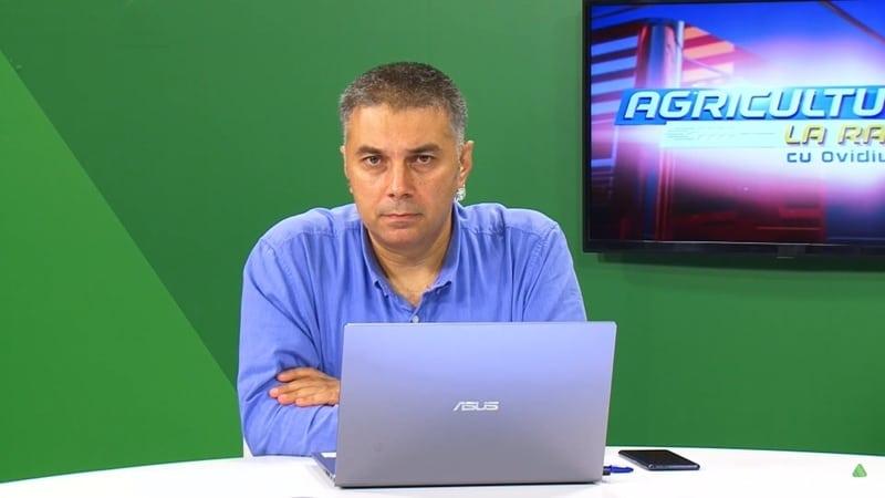 """Ora 20.00 – Agricultura la Raport. Ministrul Agriculturii, Adrian Oros- despăgubirile culturilor și legea """"5 porci"""". Noi vă spunem cum"""